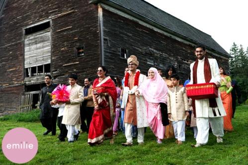 East Coast Indian Wedding Photography