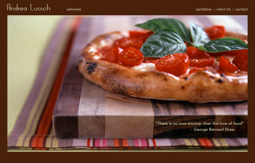 san francisco food stylist